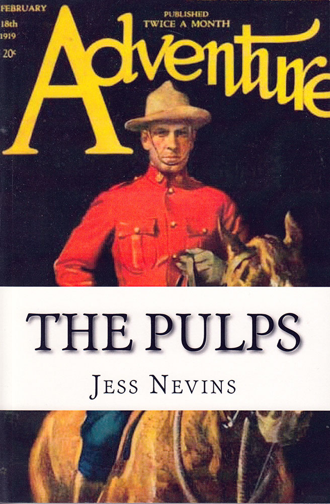 The Pulps by Jess Nevins