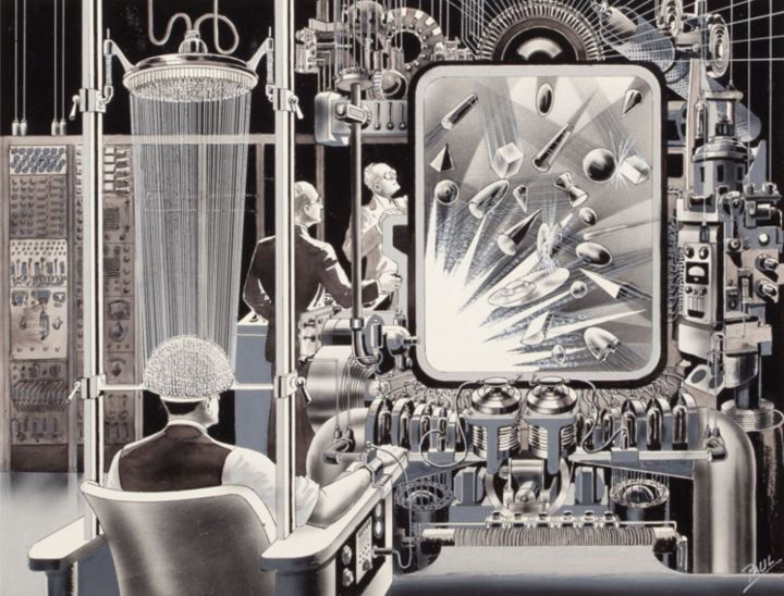 Frank R. Paul - The Experiment