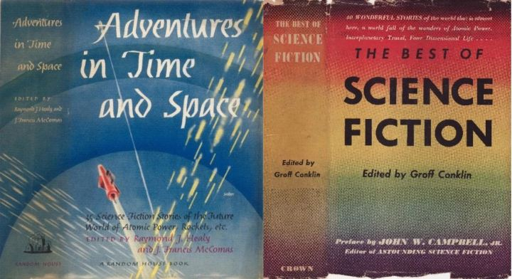 1946-SF-Anthologies