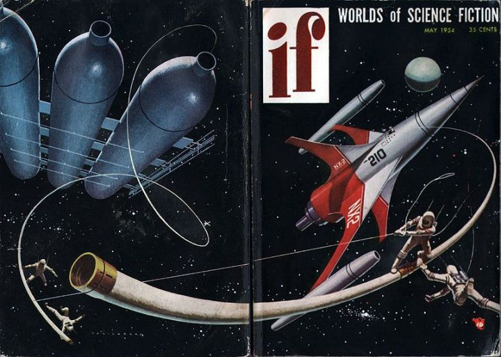 IF Magazine May 1954