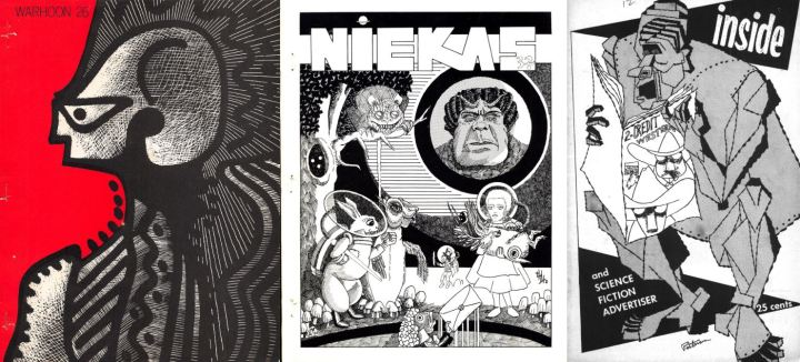 Hugo winning fanzines