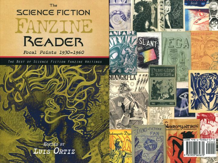 The Science Fiction Fanzine Reader