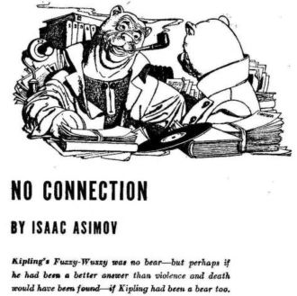 No Connection Isaac Asimov