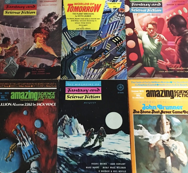 Old-Science-Fiction-Magazines