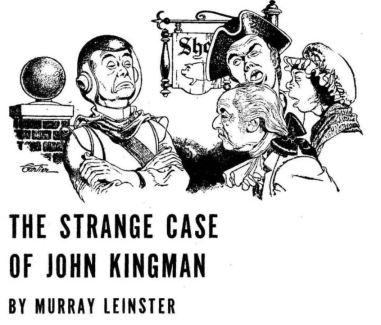 The Strange Case of John Kingman
