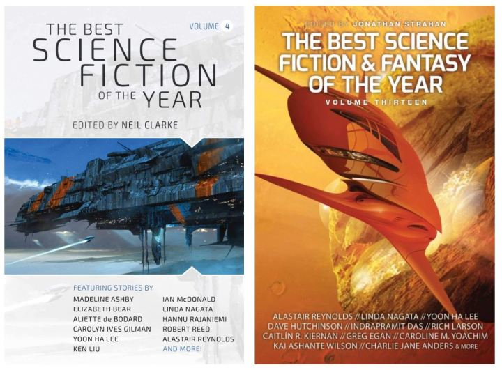 Best Short Science Fiction 2018