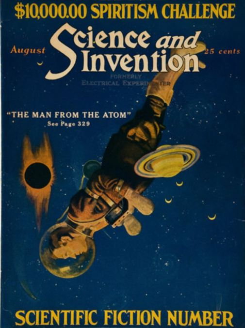 1923-08 Science and Invention