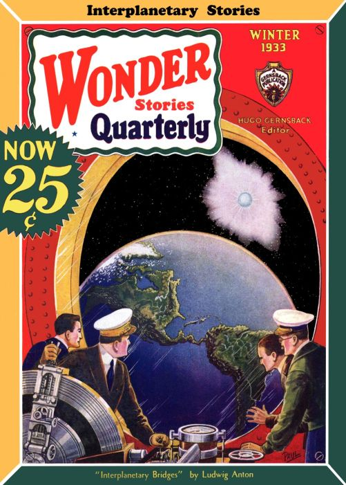 1933-Winter Wonder Stories Quarterly