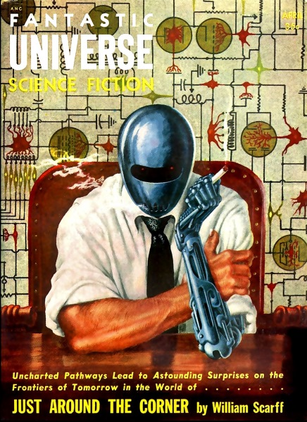 1955-04 Fantastic Universe