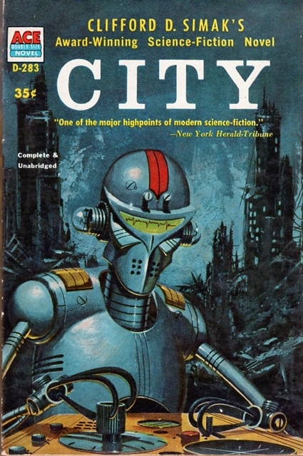 1958 City by Clifford Simak