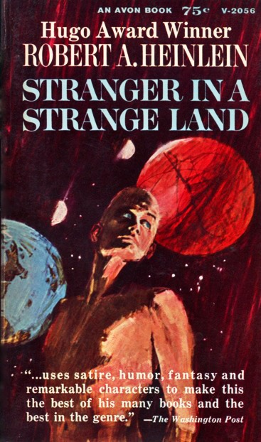 1962 Stranger in a Strange Land