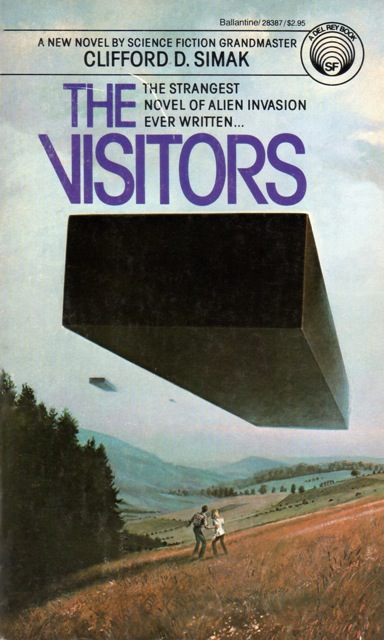 1980-11 The Visitors by Clifford Simak