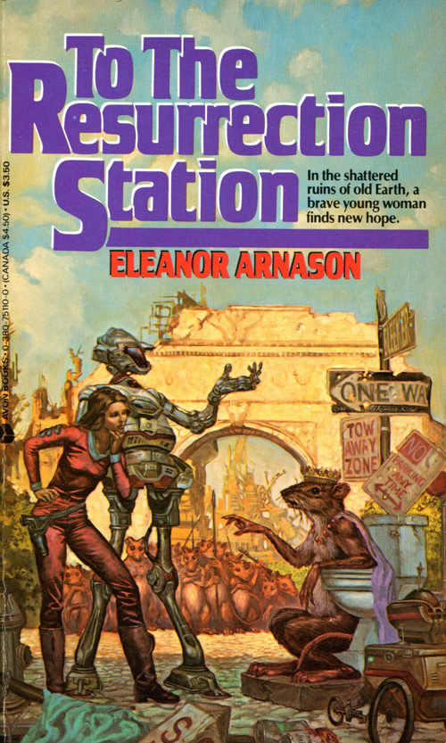 1986-To-the-Ressurection-Station-by-Eleanor-Arnason