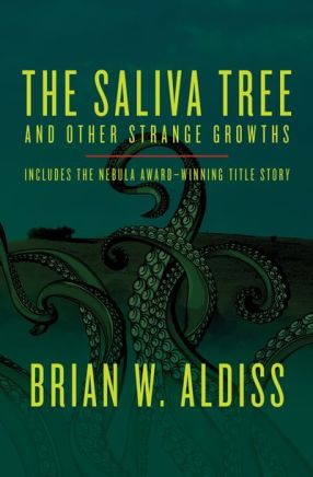 The Saliva Tree ebook cover