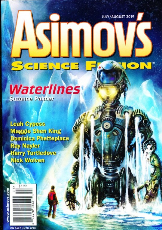 Asimovs Science Fiction July-August 2019