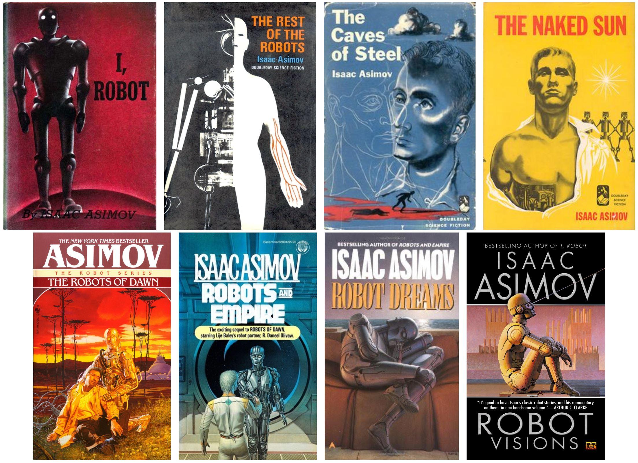 Asimovs Robots