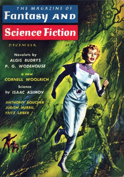 1958-12 The Magazine of Fantasy and Science Fiction