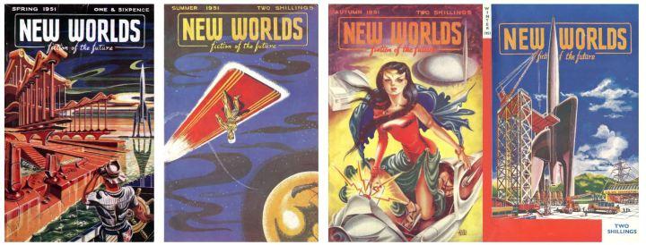 New Worlds 1951