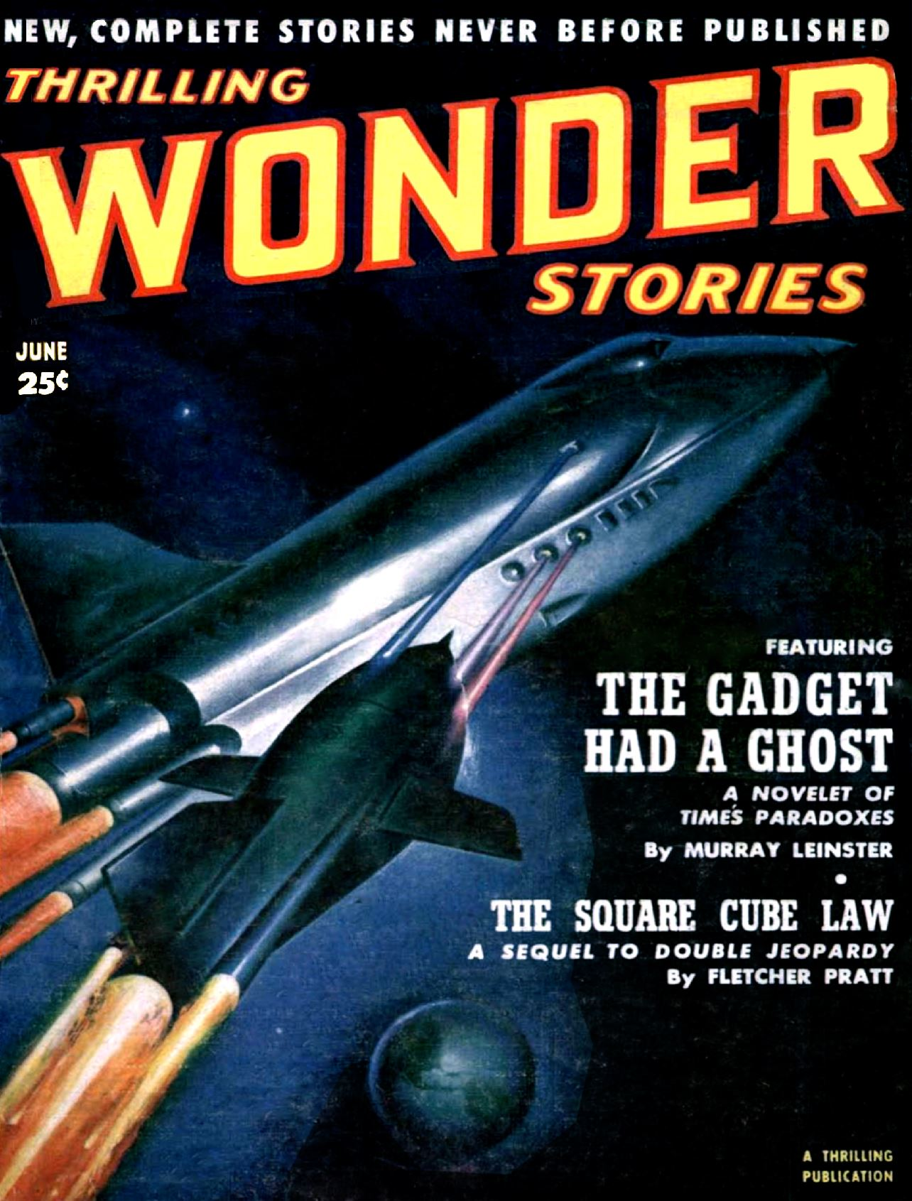 Thrilling Wonder