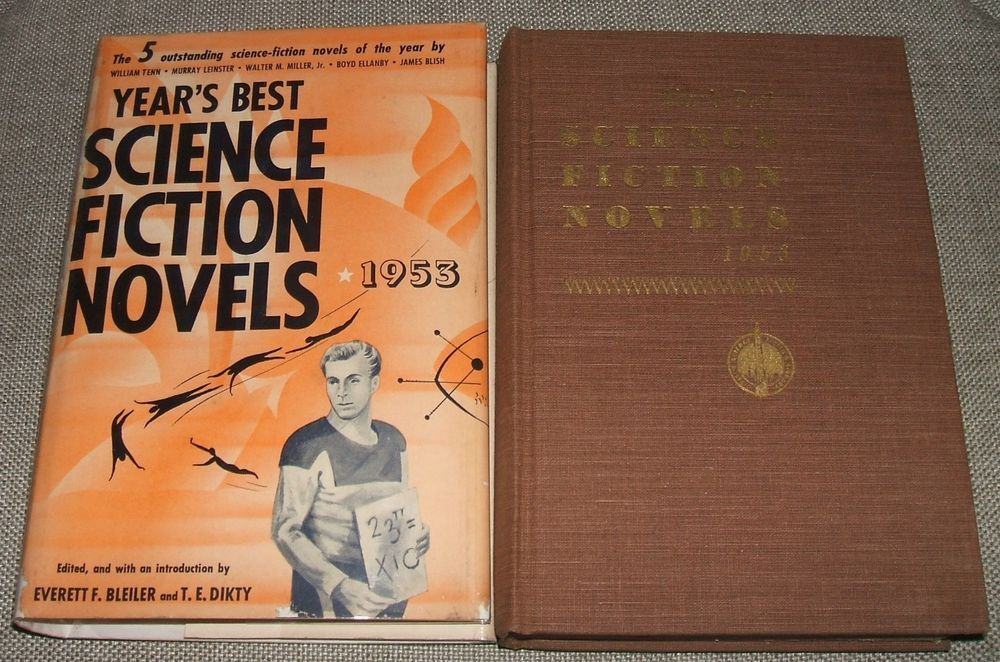 Years Best Science-Fiction Novels 1953