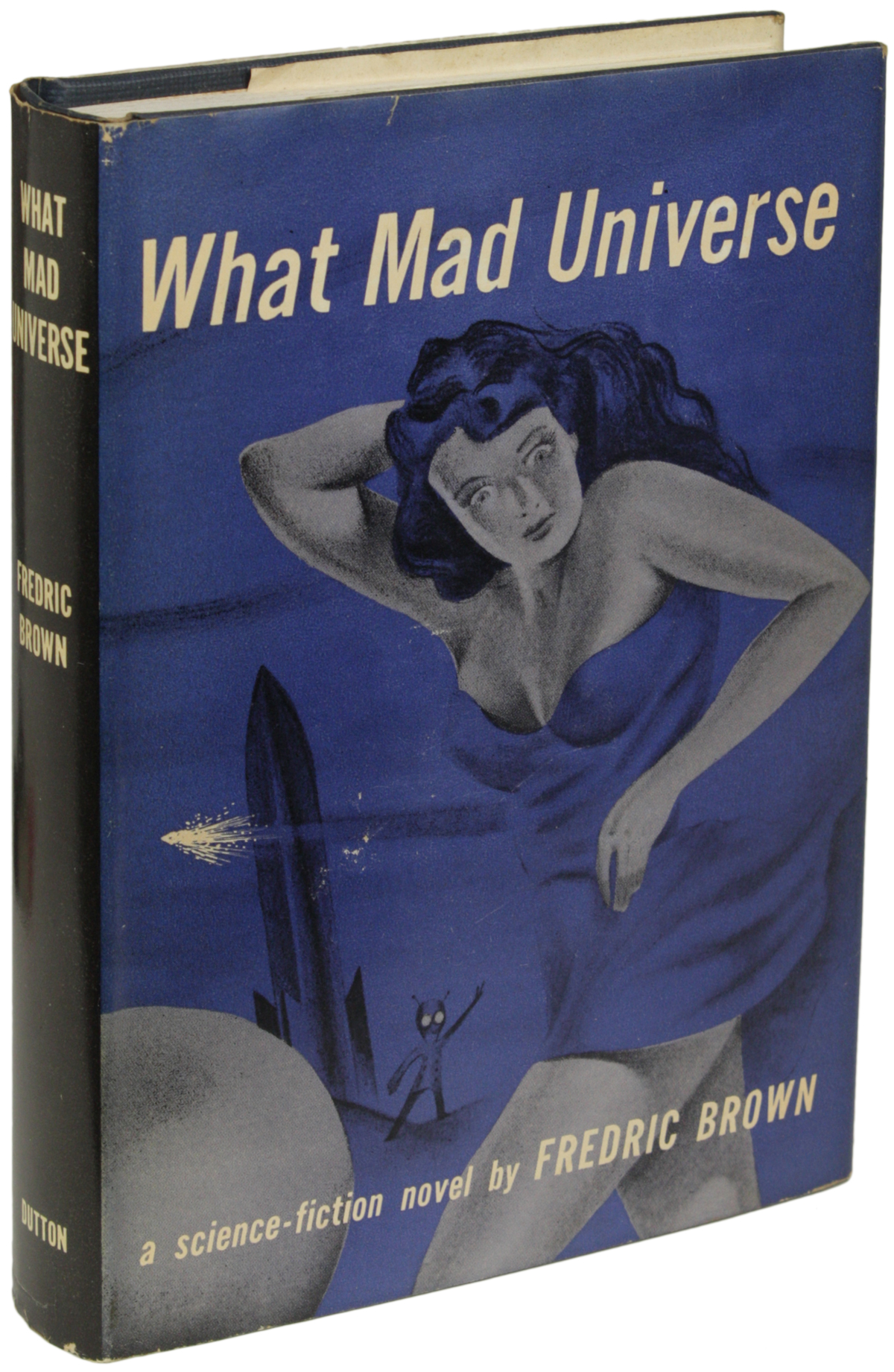 What Mad Universe - hardback 1st edition